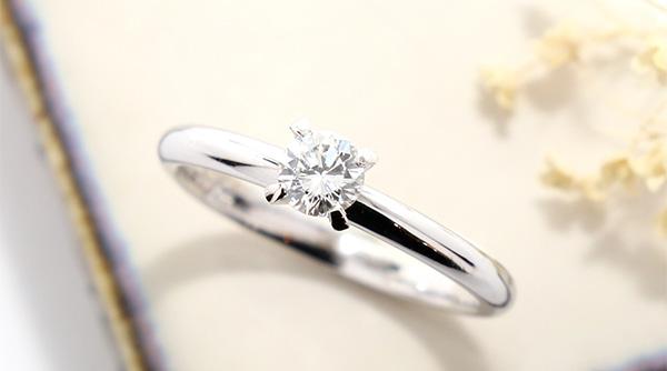 神戸元町彫金工房の手作り婚約指輪