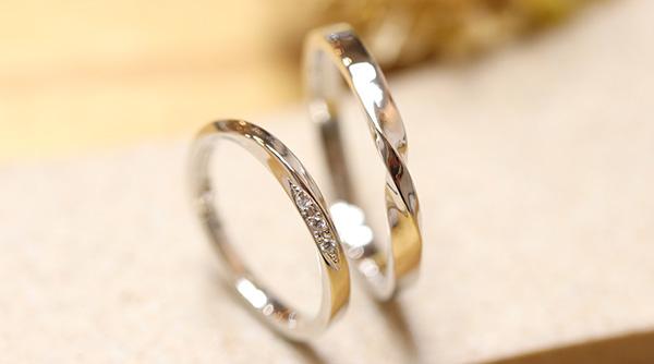 神戸元町彫金工房の手作り結婚指輪 彫金コース